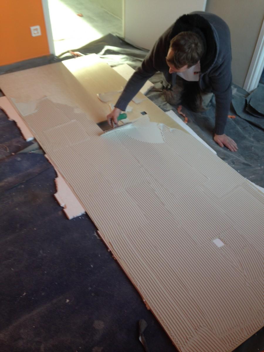 carrelage 3m. Black Bedroom Furniture Sets. Home Design Ideas