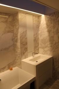 carrelage marbre grand format